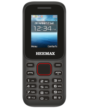 Heemax H310| Feature Phone 4g| whatsapp | Keypad Phone | Basic Mobile | Feature Phone under 1000 under 500